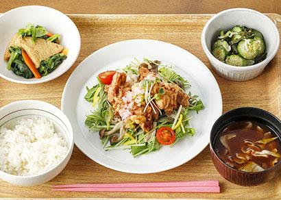 岩下食品、「岩下の新生姜の日」記念フェア実施 タニタ食堂が特別メニュー