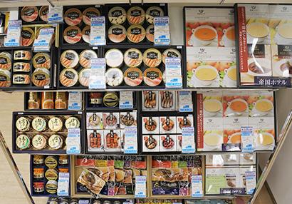 関東歳暮ギフト特集:缶詰・レトルト コロナを背景に需要増