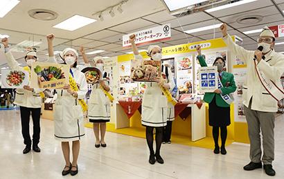 関東歳暮ギフト特集:首都圏百貨店 コロナ禍の需要創造 在宅ハレの日を演出