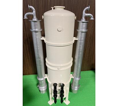アルパ、熱分解炭化装置を大幅改良 コスト減を実現