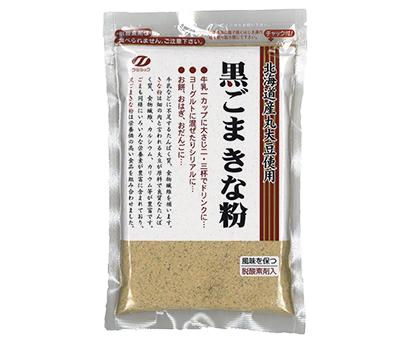 きな粉特集:富士食糧 ホームページ刷新 熱風深煎りにこだわり