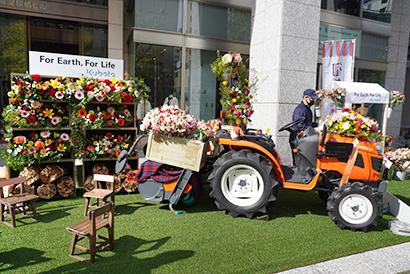 大阪と神戸で屋外農業イベント 三密避け生産者応援