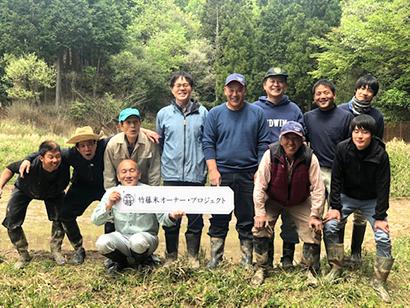 アグリ竹藤、収益向上狙い稲作特化 故郷の美しい自然環境守る