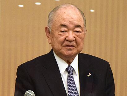 横山清社長