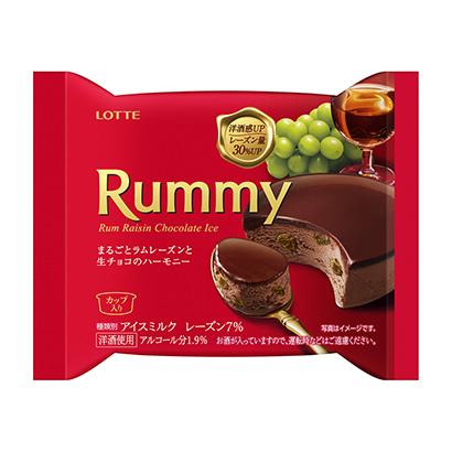 「ラミー チョコアイス」発売(ロッテ)