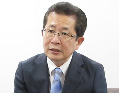 ヤマエ久野70周年記念特集:御舩弘久執行役員 強い物流構築で営業全面支援