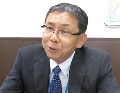 ヤマエ久野70周年記念特集:岡根正執行役員 基本を軸にセンター安定運営