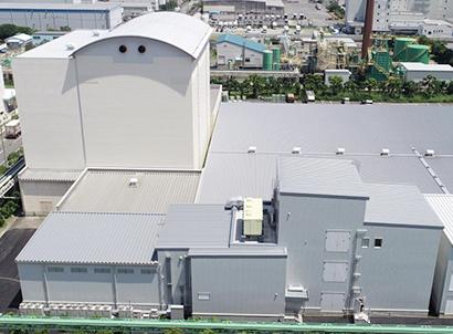 プレミックス特集:ニップン 福岡にプレミックス新工場を竣工 全国3工場体制