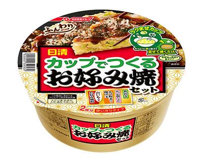 プレミックス特集:家庭用=日清フーズ 調理楽しめる製品投入 内食率上がり販売…