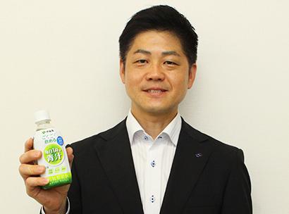 伊藤園 ドリンク青汁市場創造へ(4)販促担当者の思い 認知向上へ販促を強化