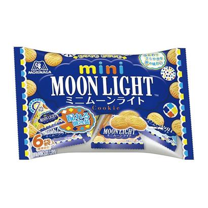 「ミニムーンライトプチパック」発売(森永製菓)