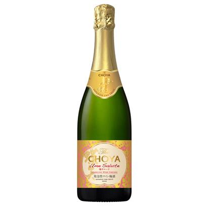 「The CHOYA Ume Salute」発売(チョーヤ梅酒)
