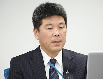 食品産業文化振興会、山口潤一郎氏が講演 人材マッチングの進展が重要