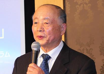 食品経営者フォーラム、小林宏之氏が講演 自己コントロールはトップに求められる…