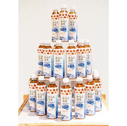 コカ・コーラシステム、ヒアルロン酸配合の茶発売 機能性表示食品