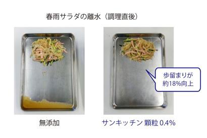 三栄源エフ・エフ・アイ「サンキッチン顆粒」、中食市場でニーズ向上