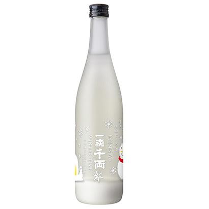 「冬のにごり酒 一滴千両」発売(秋田県醗酵工業)
