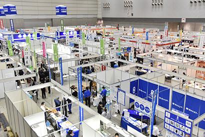 新潟県内企業を中心に首都圏や近隣県から239事業者が出展