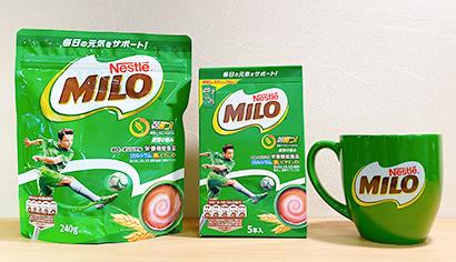 子どもに加え、大人の飲用も拡大する麦芽飲料「ミロ」