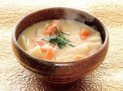 百寿の道も一食から(8)ホイップ ホイップを使って身体ぽかぽかレシピ