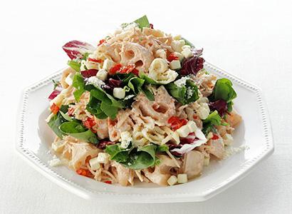 サラダカフェ、和柑橘香る冬の味など旬野菜の限定4品発売