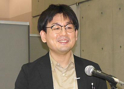 リープスイン・日置淳平社長が講演 コロナ禍での新ビジネスモデル提案