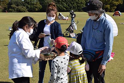 愛知県内で実施される各イベントなどで促進事業を実施