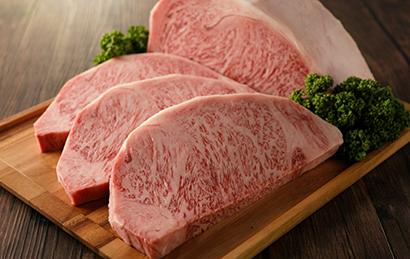 「伊予牛・絹の味」