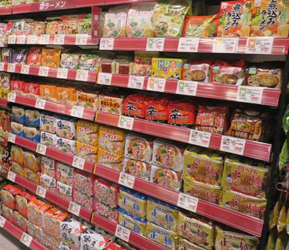 ◆即席麺特集:成長続く袋麺が全体けん引 各社、周年策で活性化を