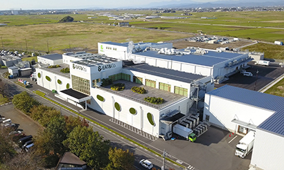 イートアンドフーズ、関東第二工場にライン増設 全工場で月間3600t生産