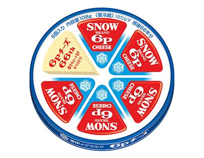 チーズ特集:雪印メグミルク 「6P」拡販策へ焦点 業務用、旗印に国産付加価値