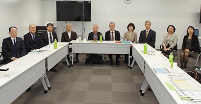 第34回新技術・食品開発賞選考委員会