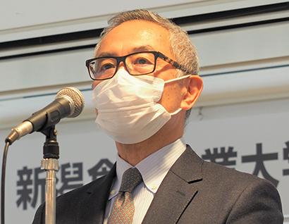 中井裕副学長
