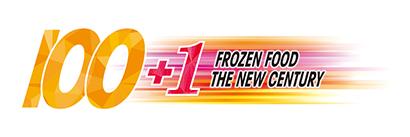 """日本冷凍食品協会、""""100+1""""ロゴ配信 新世紀への1歩強調"""