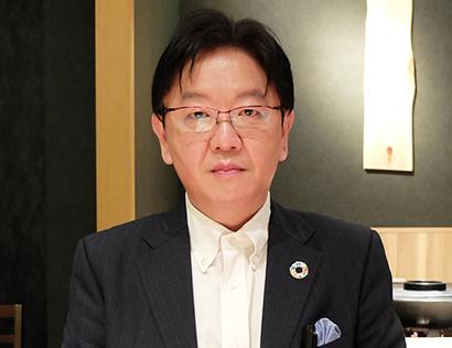 野本良平社長兼CEO