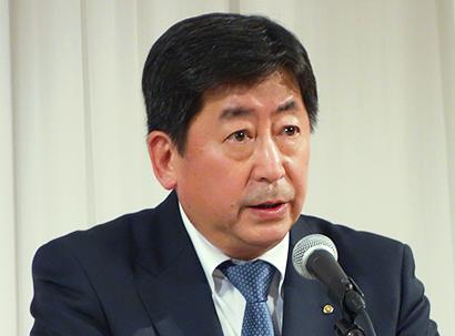 2021年年頭訓示:日本水産・的埜明世社長 現状から早期脱却