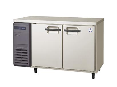 フクシマガリレイ、ヨコ型冷凍冷蔵庫を刷新 消費電力40%減実現