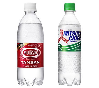 アサヒ飲料、「三ツ矢」「ウィルキンソン」過去最高の販売数量