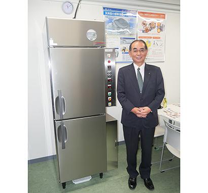 Hard&Soft新春特集:冷凍・冷蔵・解凍3者の新たな挑戦=菱熱工業