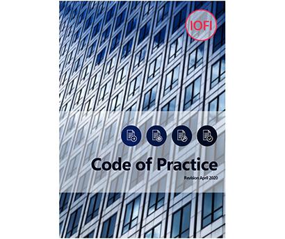 コードオブプラクティス第5版の表紙