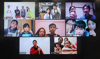 日清オイリオグループ、「親子WEB食育企画」をライブ配信