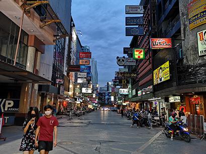 タイで都市封鎖再び 4000店の日本食店が危機に