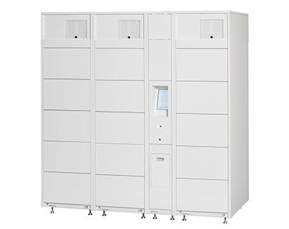 パナソニック産機システムズ、「受け取り用冷凍・冷蔵ロッカー」販売開始