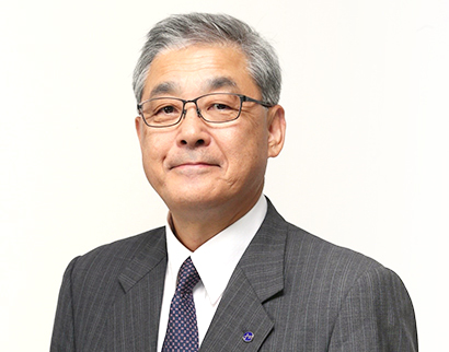 鹿嶋健夫常務執行役員農業・食品カンパニー長