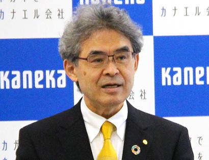 田中稔社長