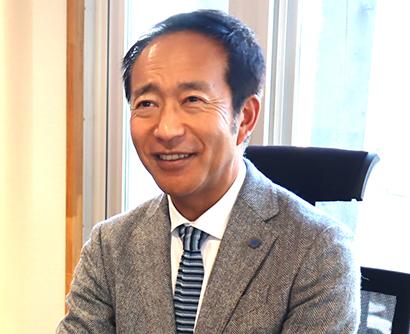 トキタ種苗 時田巌代表取締役社長
