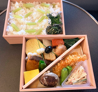 食創造都市大阪推進機構、「三つ星弁当」で支援 大阪コロナ重症センター従事医療…