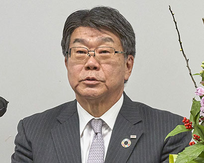 日本自動認識システム協会・池田隆之会長 自動認識がDX進化を