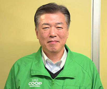 北海道新春特集:有力チェーンに聞く=コープさっぽろ・岩藤正和専務理事商品本部…