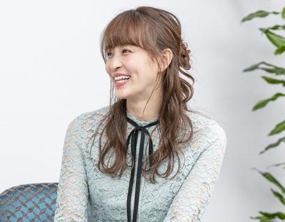 元女子体操日本代表選手 田中理恵さん